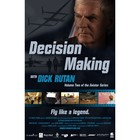 DECISION MAKING WITH DICK RUTAN DVD