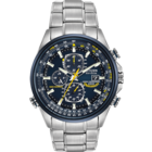 CITIZEN BLUE ANGEL CHRONO S.S. AT8020-54L