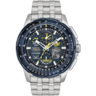 CITIZEN SKYHAWK BLUE ANGELS SS JY8058-50L