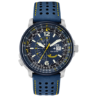 CITIZEN NAVIHAWK A-T BLUE ANGEL BLUE STRAP BJ7007-02L