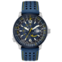 CITIZEN NAVIHAWK BLUE ANGEL BLUE STRAP BJ7007-02L