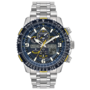 CITIZEN SKYHAWK A-T BLUE ANGEL S/S STRAP JY8078-52L