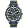 CITIZEN SKYHAWK BLUE ANGELS LEATHER STRAP JY8078-01L