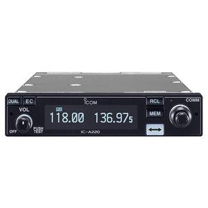 ICOM A220 PANEL MOUNT RADIO