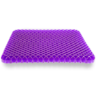 PURPLE SEAT CUSHION SIMPLY