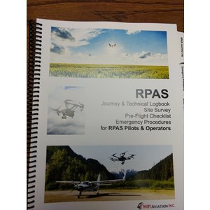RPAS JOURNEY AND TECH LOGBOOK