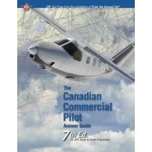 CANADIAN COMMERCIAL PILOT ANSWER GUIDE