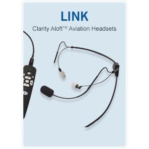 CLARITY ALOFT Link BLULINK EQUIPPED HEADSET