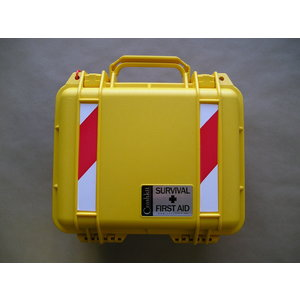 CRASHKIT TCB FIRST AID/SURVIVAL KIT FOR 6+ PERSONS