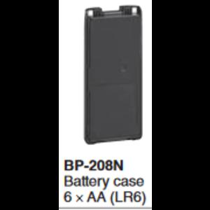 ICOM AA ALKALINE CASE BP208N