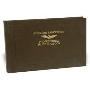 JEPPESEN PROFESSIONAL PILOT LOG BOOK