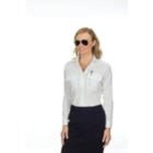 Ladie's Pilot Uniform Shirt Long Sleeve
