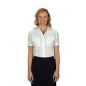 Ladie's Pilot Uniform Shirt Short Sleeve