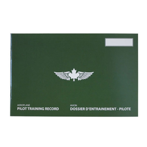 PILOT TRAINING RECORD GREEN PTR