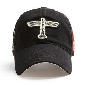 RED CANOE U-CAP-B17-01-BLK  B17 CAP BLACK