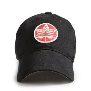 RED CANOE U-CAP-LANC-01-BK  LANCASTER CAP - BLACK