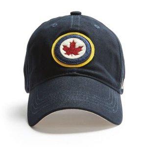 RED CANOE U-CAP-RCN-01-NY ROYAL CANADIAN NAVY CAP