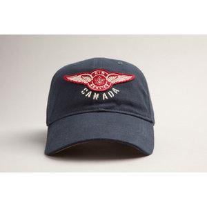 RED CANOE U-CAP-CAS-01-NY CANADA AIR SERVICE CAP NAVY