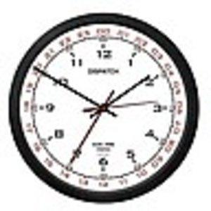 "TRINTEC 10"" DISPATCH CLOCK WHITE DIAL DSP02"