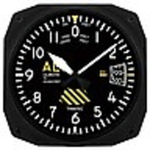 TRINTEC VINTAGE ALTIMETER WALL CLOCK 9060V