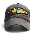 Red Canoe RED CANOE  U-CAP-NAS-SL NATIONAL AIR SERVICE CAP SLATE