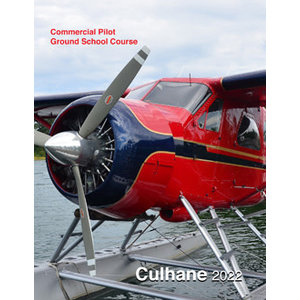 CULHANE COMMERCIAL GROUND SCHOOL COURSE BOOK