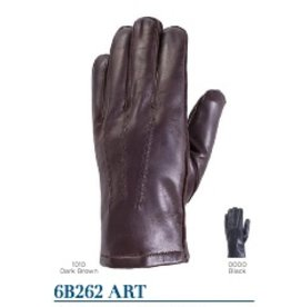 Auclair Auclair 6B262 Art Brown Leather Gloves