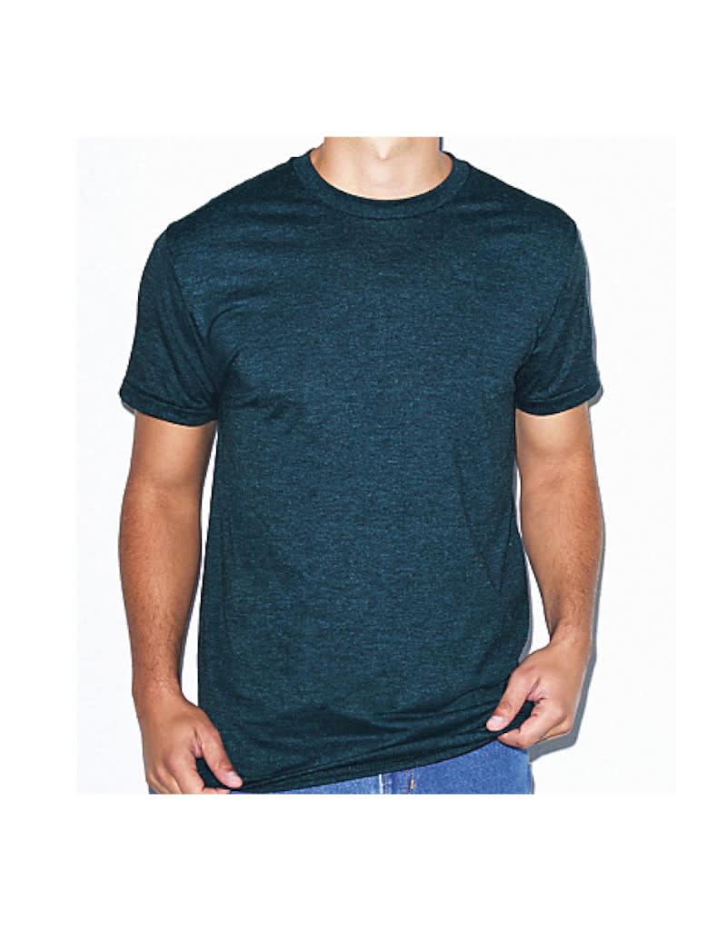 American Apparel American Apparel 50/50 Crewneck T-Shirt