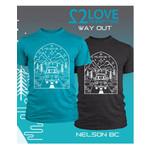 Love TwentyTwo Love 22 Way Out T-Shirt