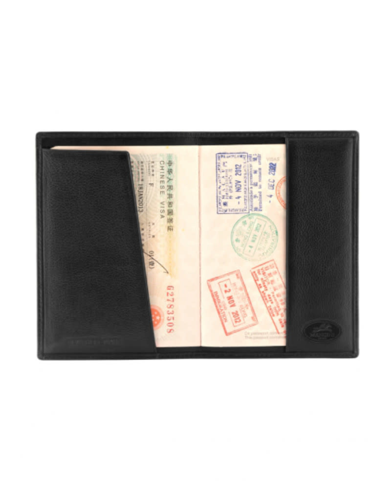 Mancini Mancini 2010107 Passport Wallet