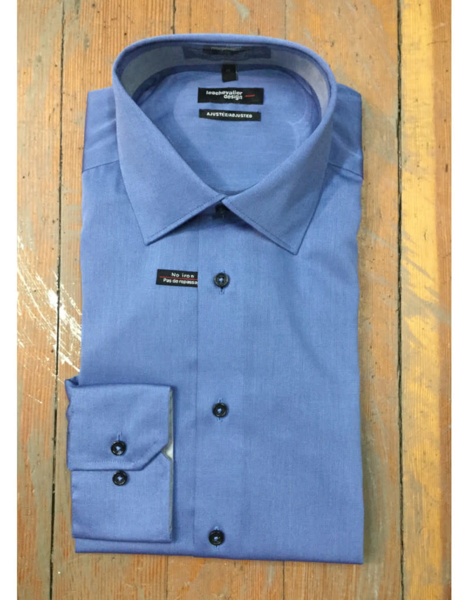 Leo Chevalier Leo Chevalier 100% Cotton Slim Fit Dress Shirt.