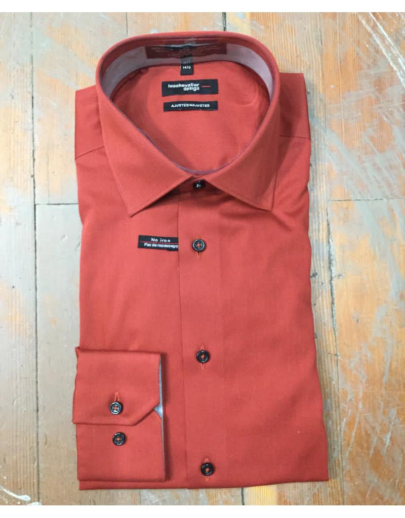 Leo Chevalier Slim Fit Dress Shirt