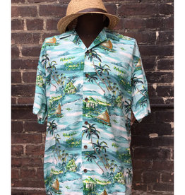 Hawaiian Shirt Kalaheo