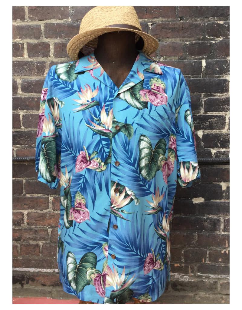 Hawaiian Shirt Kalaheo