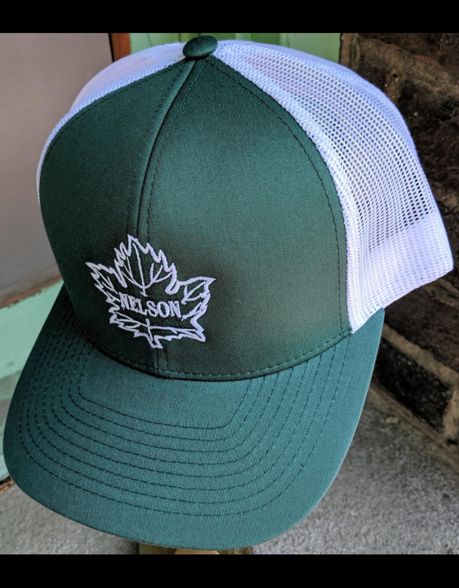 Pacific Headwear Nelson Leafs Retro Mesh Trucker