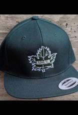 Flexfit Nelson Leafs Flexfit Flat Brim Cap