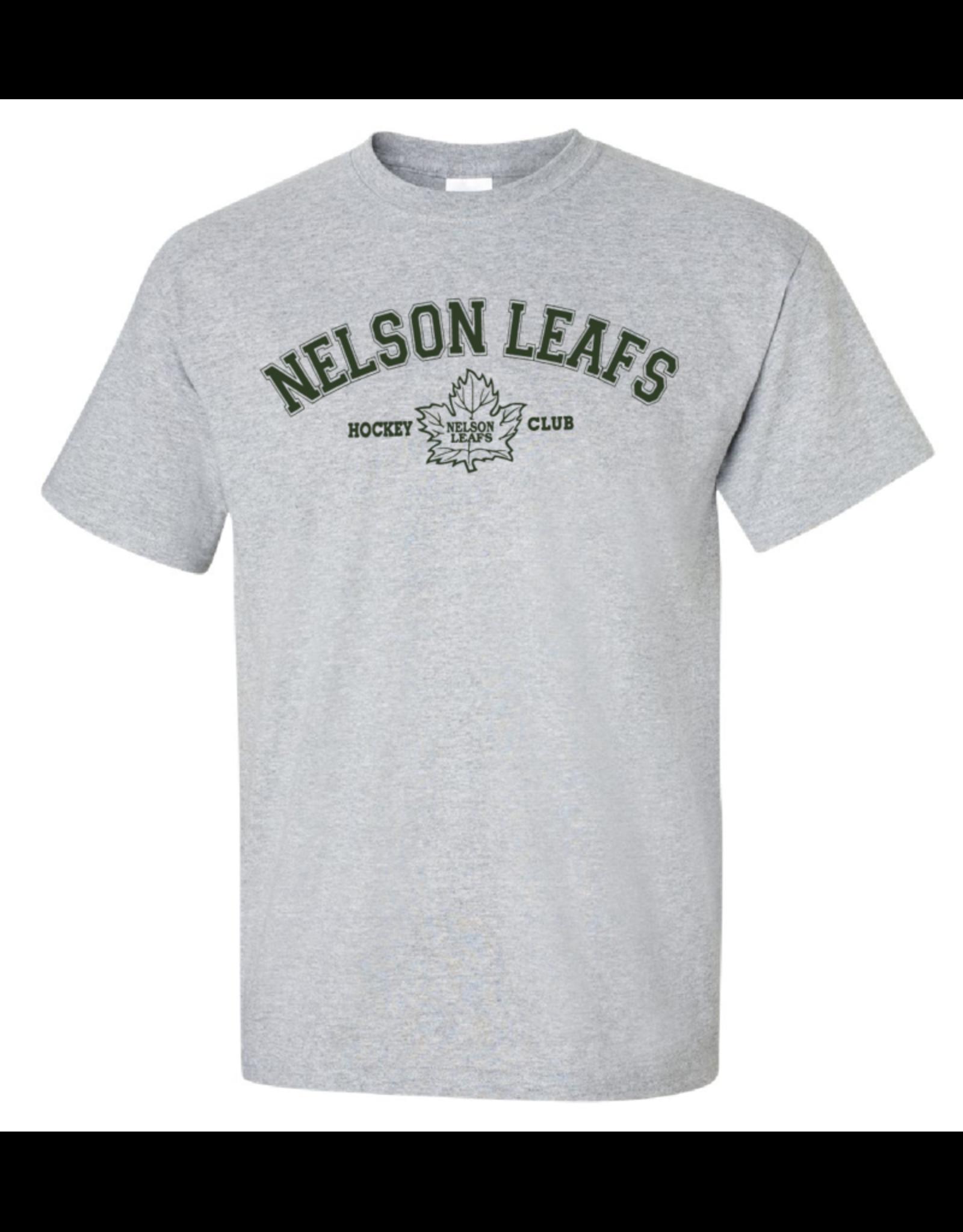 Nelson Leafs Souvenir T-Shirt