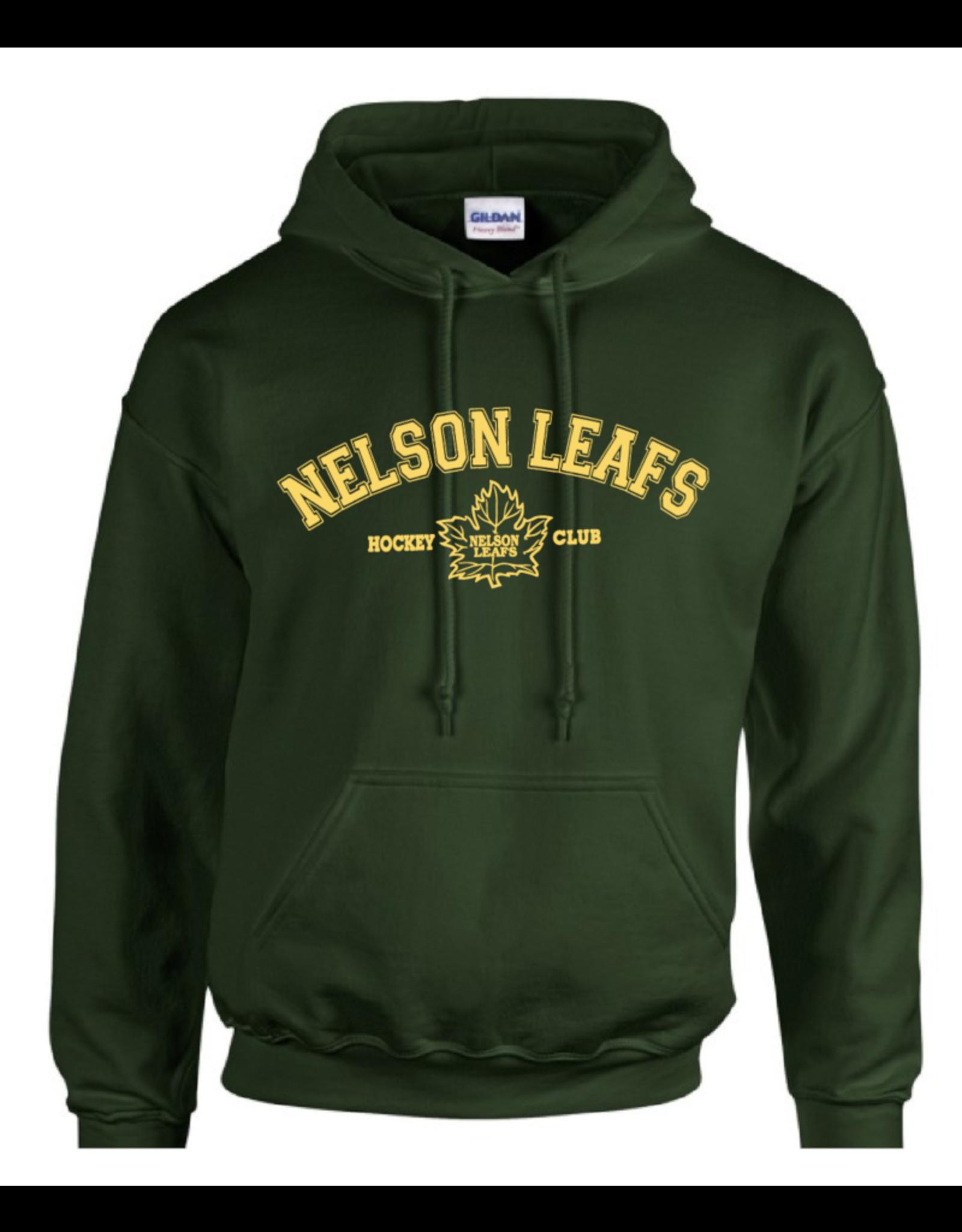 Nelson Leafs Hoody