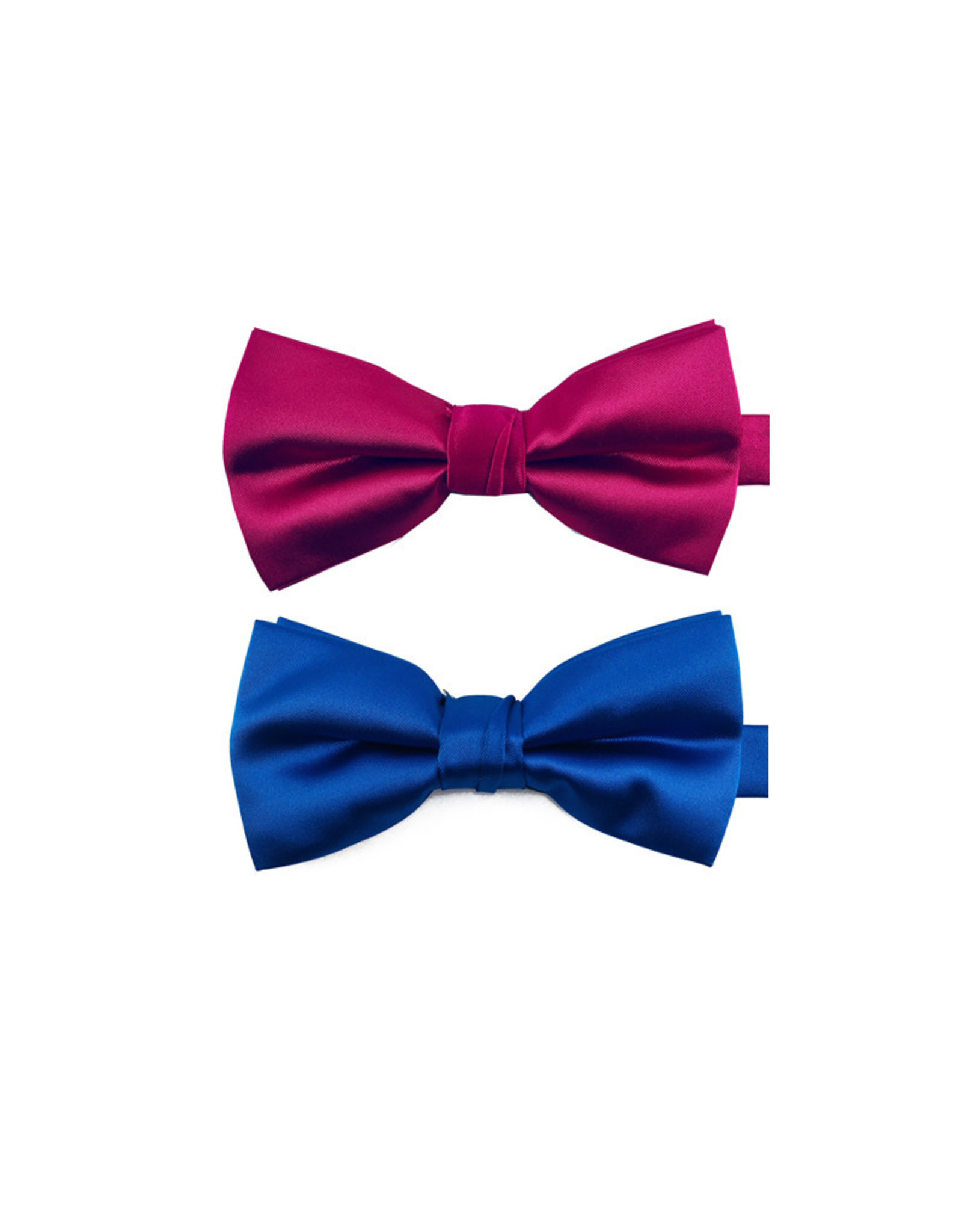 Knotz Bow Ties (Fuschia or Royal Blue)