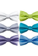 Knotz Bow Ties (White, Blue, Lilac, Lime, Silver, Turquoise)