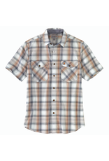 Carhartt Carhartt Short Sleeve Plaid Shirt