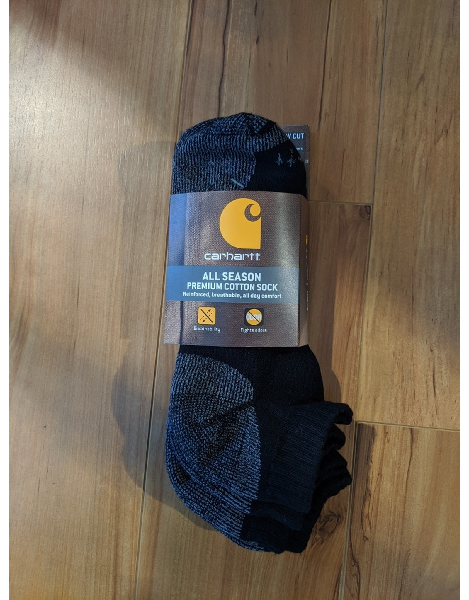 Carhartt Carhartt Low Cut Work Sock - 3 pack