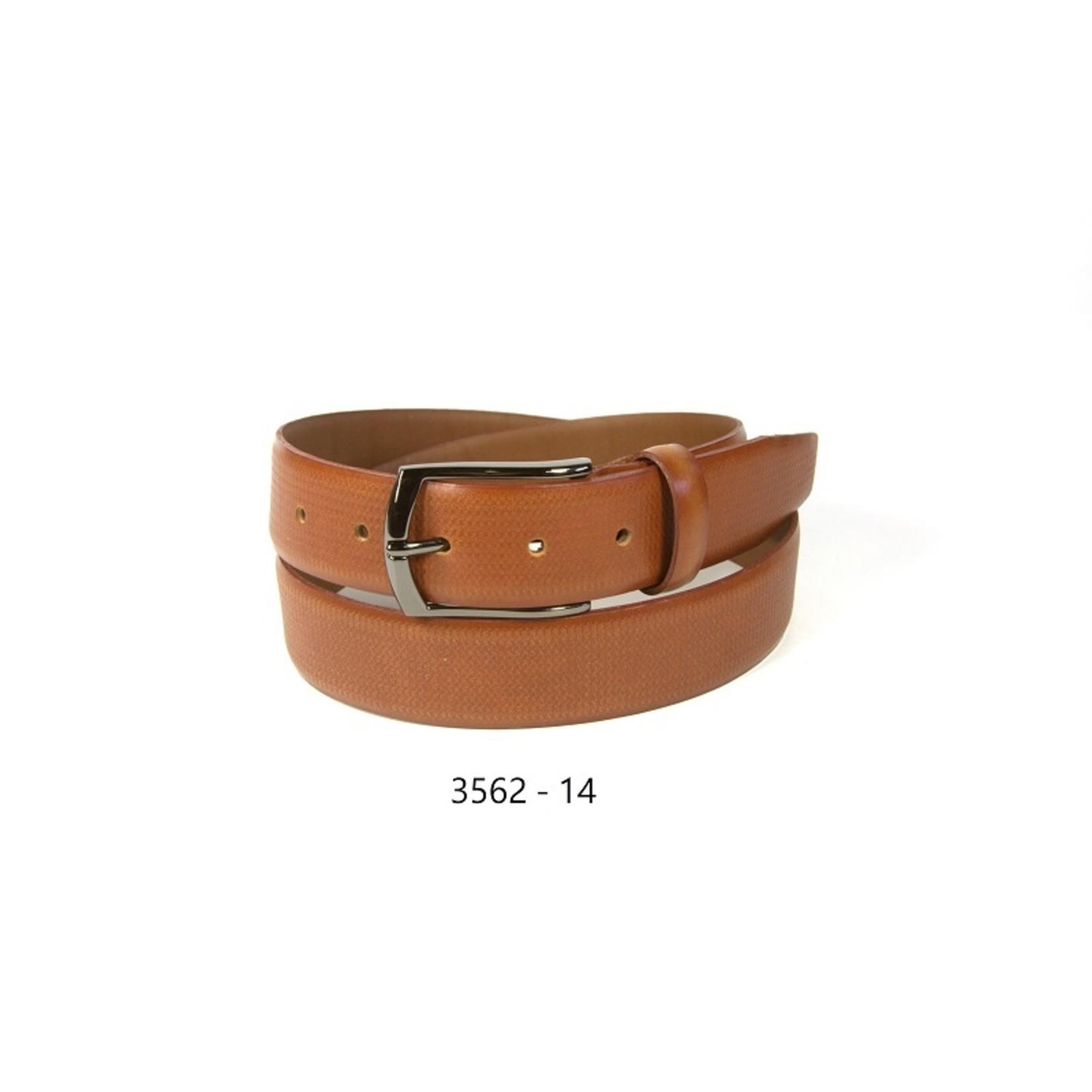 Benchcraft Bench Craft 3562 Emboss Houndstooth Belt