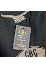 Red Canoe Red Canoe CBC Test Pattern T-Shirt
