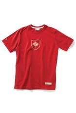 Red Canoe Canada Shield T-Shirt