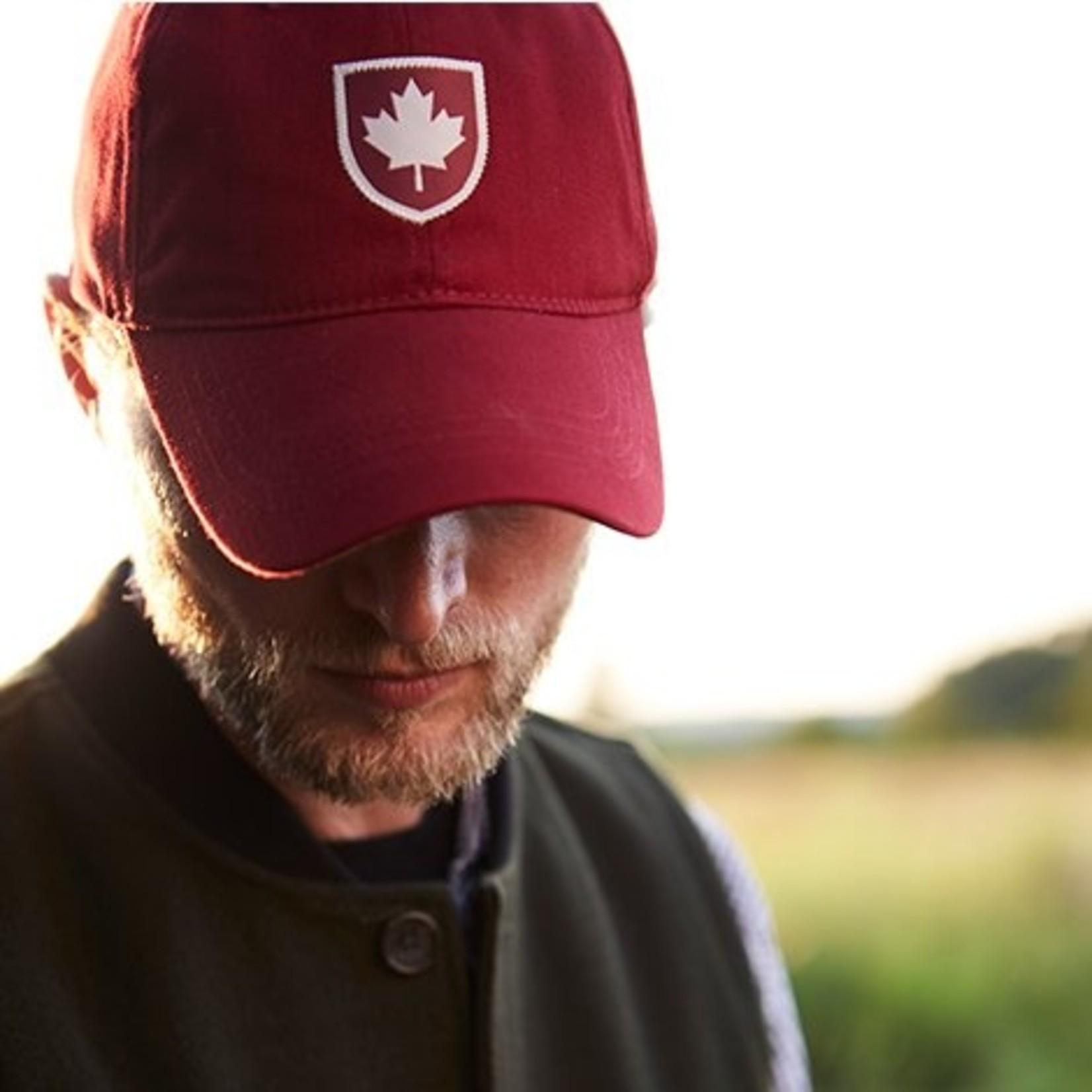 Red Canoe Red Canoe Canada Shield Cap