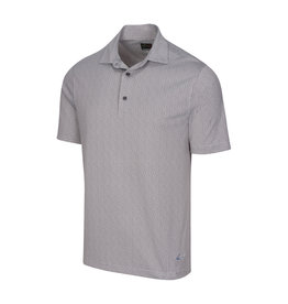 Greg Norman Micro Dot Jacquard Polo