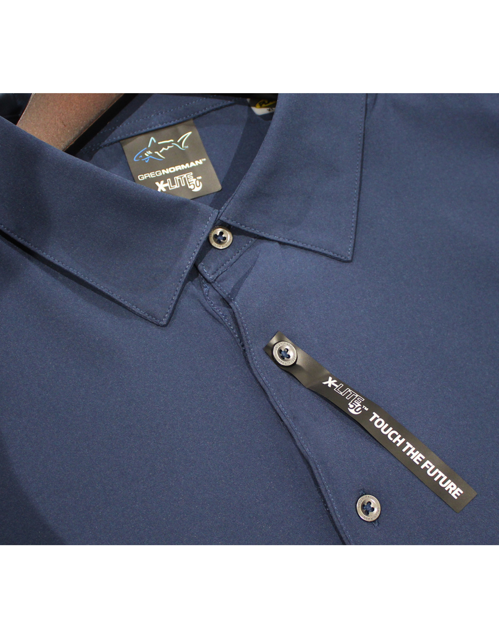 Greg Norman X-LITE Solid Polo