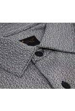 Greg Norman Micro Dot Jacquard Polo