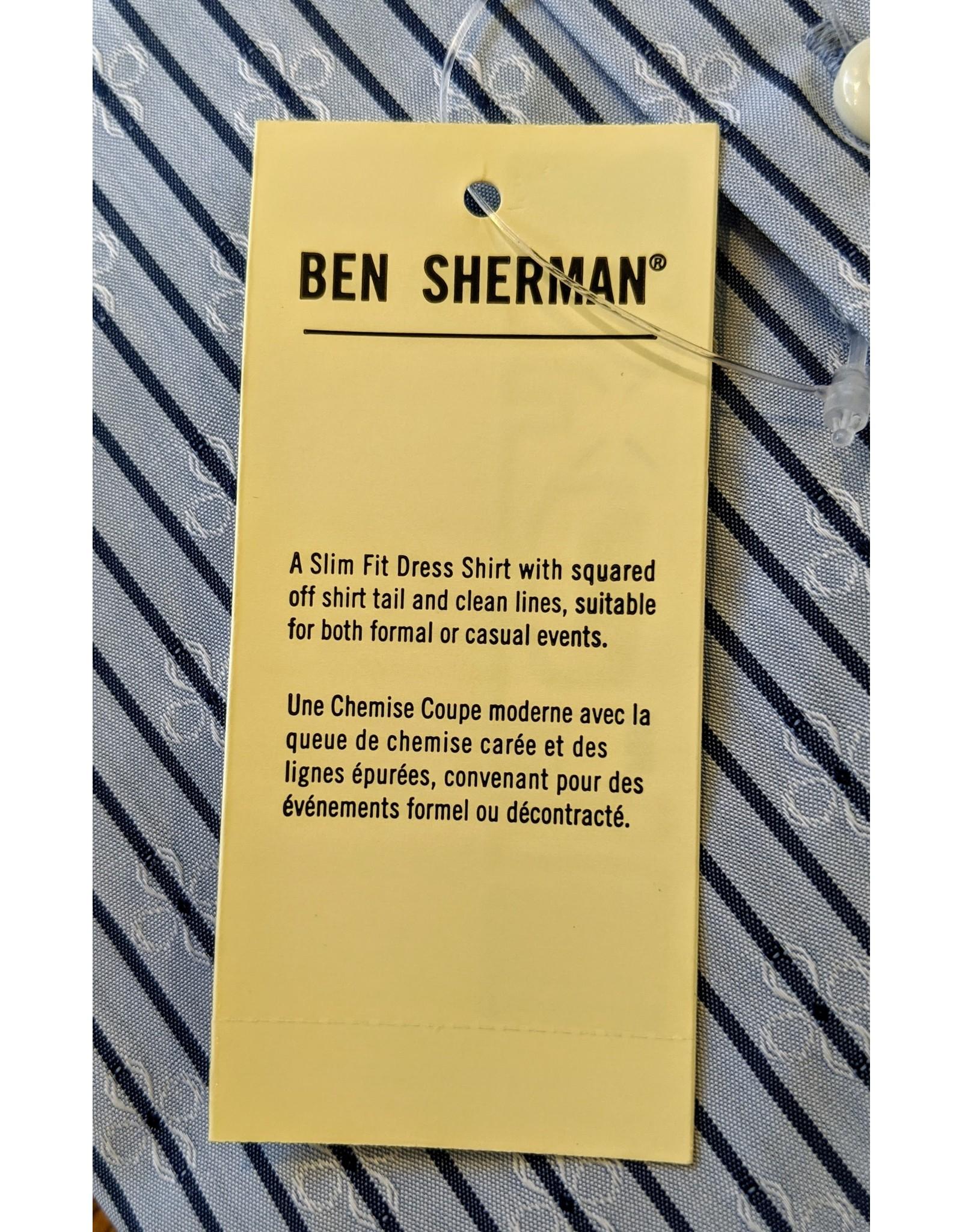 Ben Sherman Ben Sherman Slim Fit Dress Shirt
